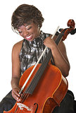 Laughing Cello Performer