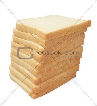Slices bread