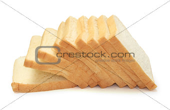 Slices bread