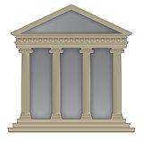 Roman/Greek Temple