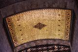 Ceiling tile detail at mausoleum of Mustafa Kemal Atatürk