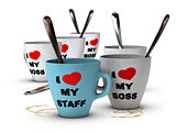 Staff Relations and Motivation, Workplace