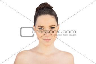 Natural model posing