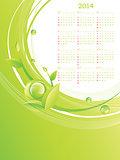 Eco Calendar 2014