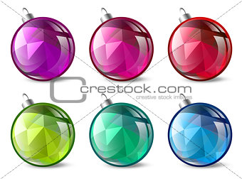 Christmas Ball Set