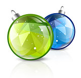 Christmas or New Year Balls