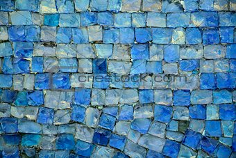 Abstract colorful mosaic