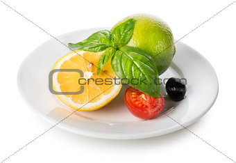 Citrus fruits and vegetables