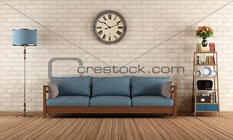 Vintange living room
