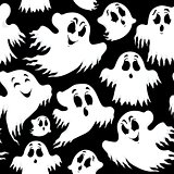 Halloween seamless background 5