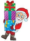Santa Claus theme image 1