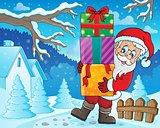 Santa Claus theme image 2