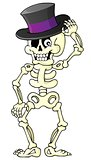 Skeleton theme image 1