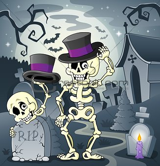 Skeleton theme image 2