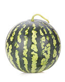 Ripe watermelon
