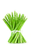 The beam of asparagus