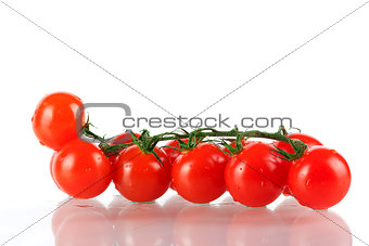 Fresh cherry tomatos