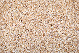 Porridge oats or oatmeal background