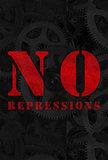 Poster of No repressions