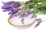 Lavender and sea salt