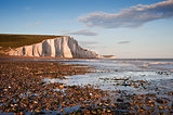 Sven Sisters Cliffs South Downs England landscape