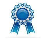 Blue medal