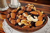 Healthy trail mix