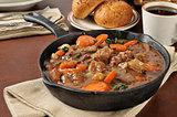 Gourmet beef stew