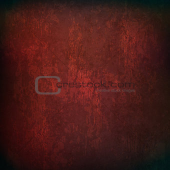 abstract grunge background of red vintage texture