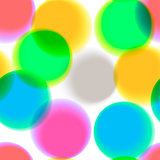 Birthday background confetti, vector Eps10 illustration.
