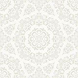 Seamless ornate retro pattern.