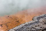 Wai-O-Tapu Sulfur Lake