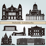 Helsinki landmarks and monuments