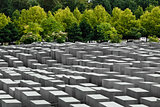 Jewish Holocaust Memorial, Berlin Germany