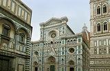 Florence Cathedral in Opera di Santa Maria del Fiore. Florence,