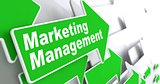 Marketing Management. Business Concept.