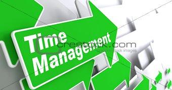 Time Management. Business Concept.