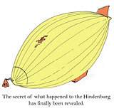 Secret of Hindenberg