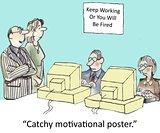 Poor Work Culture