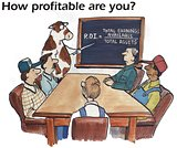 How profitable are you?