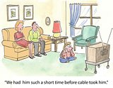Cable TV Addiction