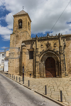 Church of San Nicolas de Bari