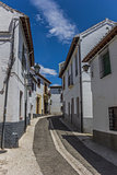 Narrow Albaicin street