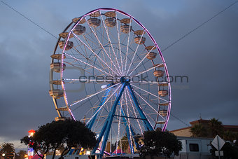 County Fair Ferris Wheel