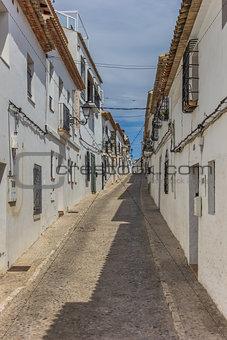 Altea street