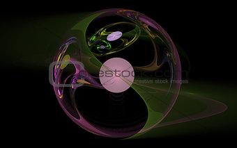 Fractal - sphere