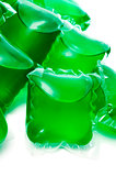 liquid laundry detergent sachets