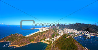 botafogo and copacabana