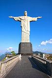 Christ the Redeemer statue corcovado rio de janeiro brazil