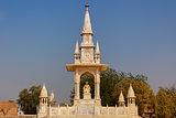 gangar singh monument in Bikaner